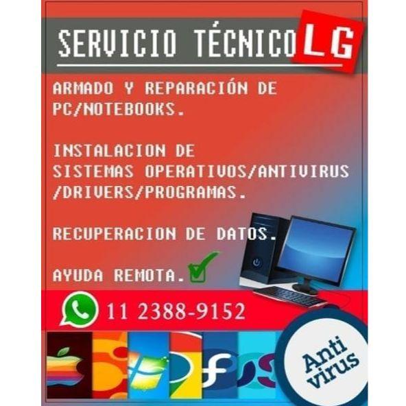 Servicio Técnico LG