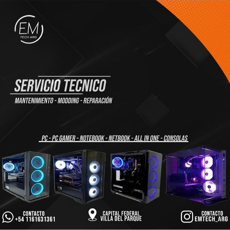Emtech Servicio Tecnico